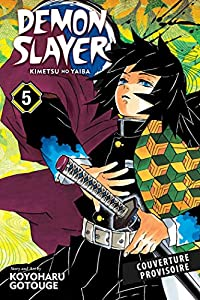Demon Slayer - Les rôdeurs de la nuit Edition simple Tome 5