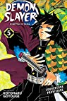 Demon Slayer, tome 5 par Gotouge