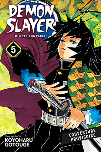 Demon Slayer T05 par Koyoharu Gotouge