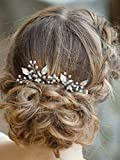 Aukmla Haarnadeln für Braut und Brautjungfer, Partys oder Freizeit (2Stück)