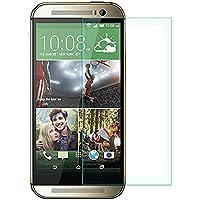 E9Q Premium Dureza Templado Película del Protector de Cristal Protector de pantalla para HTC One M8
