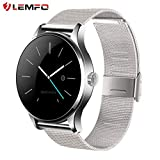 Best Relojes de Ritmo Cardiaco LEMFO - SeniorMar LEMFO K88H Impermeable Podómetro Monitor de Ritmo Review