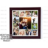 12In X 12In Collage Frames Mosaic Collages Photo Frame Photo Collageletter Collage