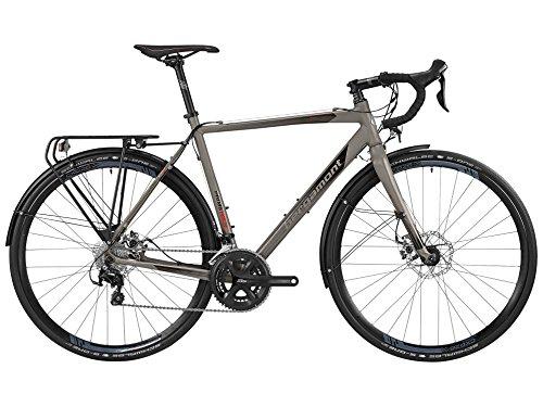 Bergamont Prime CX RD Cross Bike Querfeldein grau/schwarz/rot 2016: Größe: 56cm (174-179cm)