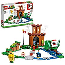 LEGO 71362 Super Mario Guarded Fortress Expansion Set Buildable Game