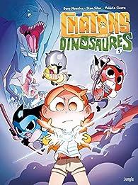 Critique de Chatons contre dinosaures, tome 1 - Davy Mourier par LesDemoisellesdeChatillon
