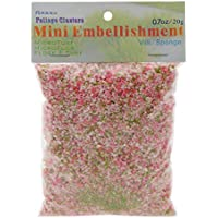 YNuth 20g Arbre Poudre Flocage Herbe Modélisme Ferroviaire Champ Couverture (sakura poudre)