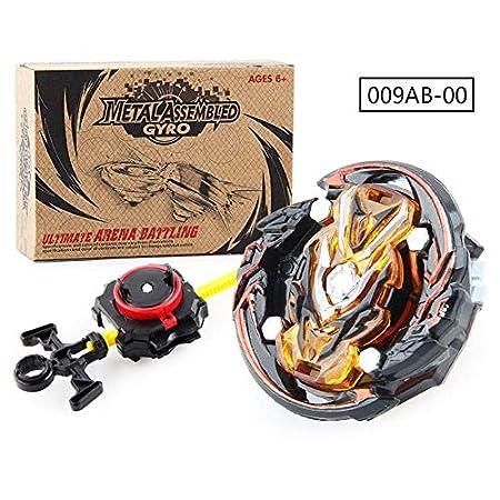 Lavendei 4D Fusion Modell Metall Masters Speed Kreisel | Kampfkreisel mit Launcher Kinder, Jugendliche und Erwachsene