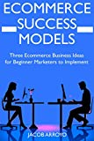 Ecommerce Success Models: Three Ecommerce Business Ideas for Beginner Marketers to Implement
