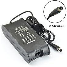 Sunydeal Adattatore Caricabatterie per Computer Portatile Dell Inspiron/Latitude/Vostro/Precision/XPS/ Dell PA-12
