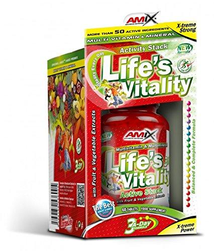 Amix Life'S Vitality Vitaminas y Minerales - 2 gr_8594159536005