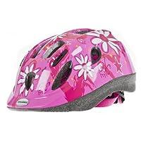 Raleigh Mystery Pink Flower Girls Cycle Helmet