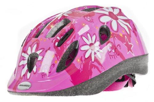 Raleigh-Mystery-Pink-Flower-Girls-Cycle-Helmet