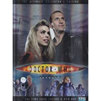 DOCTOR WHO ULTIMATE COLLECTOR'S EDITION SERIES 1 BBC 4 Disc Box Set