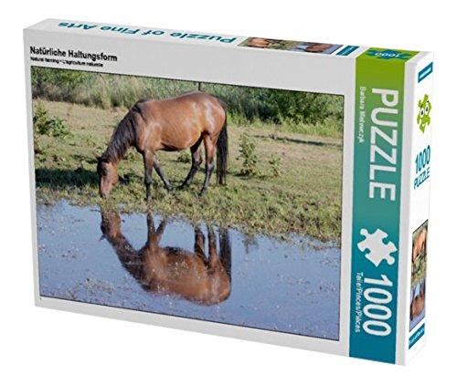 Natürliche Haltungsform 1000 Teile Puzzle quer (CALVENDO Sport) Preisvergleich