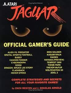 Atari Jaguar Official Gamer's Guide Book (Jaguar)