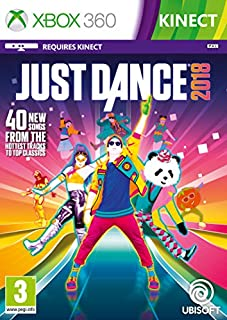 Just Dance 2018 (Xbox 360) (B072K4RBRP) | Amazon Products