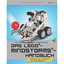 Das LEGO®-Mindstorms®-Handbuch: Spielend zur Informatik mit EV3-Robotern (CR 737)
