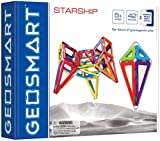 Geosmart–Geo 300– Spezial-Raumschiffe–Box mit 42großen Teilen