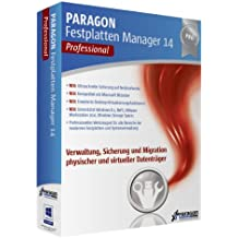 Paragon Festplatten Manager 14 Professional
