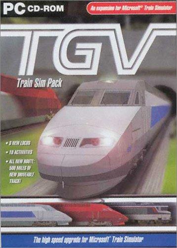 TGV Train Simulation Pack