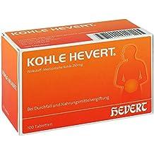 Kohle Hevert Tabletten 100 stk