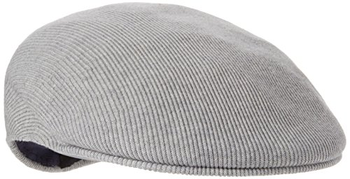Kangol Herren Schiebermützen Cotton Rib 504 Grau