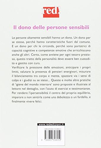 Zoom IMG-1 il dono delle persone sensibili