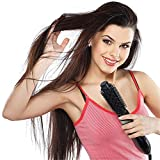 ZQG BEAUTY Hot air brush type, professional 1000W negative ion ceramic hair dryer