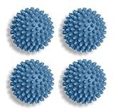 Whitmor Plastic Dryer Balls (Blue, Set of 4)