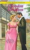 A London Flirtation (Zebra Regency Romance)