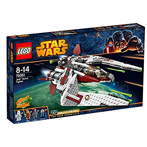 LEGO Star Wars 75051 - Jedi Scout Fighter (Jek 14 Lego)