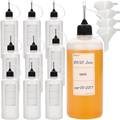 10 stücke 100 ml 14g Dicke Spitze vape saft squeeze flasche vape refill flasche parfüm flaschen leere Eliquid applikator Flasche flüssigkeit dispensor tinte flasche parfümflasche