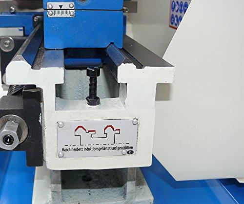 SWM Vario Leitspindel Tischdrehmaschine Varioline TDM 300