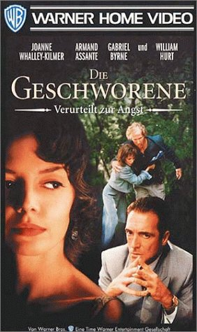 Bild von Die Geschworene - Verurteilt zur Angst [VHS]