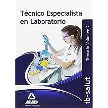 Técnico/a Especialista de Laboratorio del Servicio de Salud de las Illes Balears (IB-SALUT).: 2