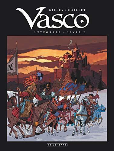 Vasco (Intégrale) - tome 2 - Vasco - Intégrale