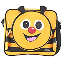 Cuties and Pals Kids Shoulder Bag | Cazbi The Bee | Childrens Bag for School Trips