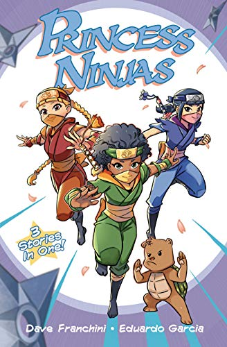 Princess Ninjas (English Edition) eBook: Dave Franchini ...