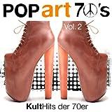 PopArt 70's - Kult Hits der 70er Vol. 2