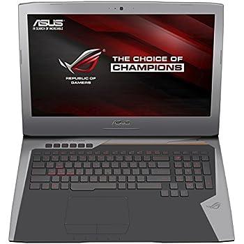 "ASUS G752VY-GC162T - Ordenador Portátil de 17.3"" Full HD (Intel Core i7-6700HQ, 16 GB RAM, 1 TB HDD + 128 GB SSD, NVIDIA GeForce GTX980M de 4 GB, Windows 10 Home) Negro y Gris - Teclado QWERTY Español"