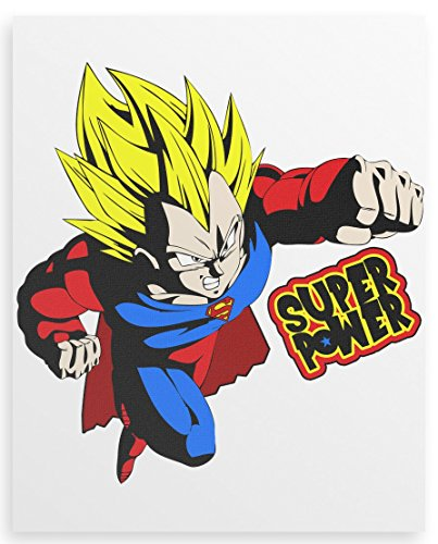 Super Power Canvas print 24x30