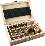 KAYSER GmbH  Forstnerbohrersatz 5tlg. Import 15/20/25/30/35mm i.Holzkassette