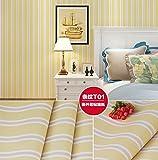 Türign Upgrate Moderne EinfachheitWEGOJKEuropäische PVC Tapete,Prägung MusterTapete,Dekoration Fernsehhintergrund/Schlafzimmer/Sofahintergrund/Hotel