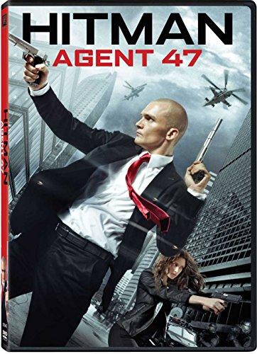 Twentieth Century Fox H.E. Dvd hitman - agent 47