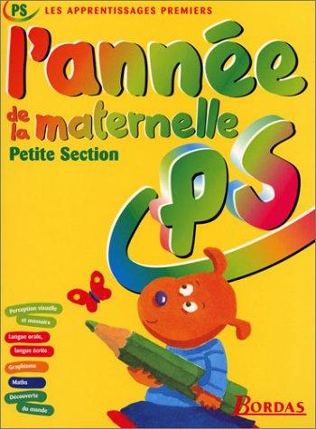 L'AD LA MATERNELLE PETITE SECTION (ancienne édition)