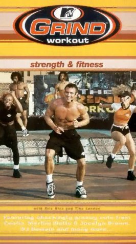 mtv-the-grind-workout-strength-and-fitness-vhs