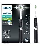 Philips HX6800/28 cepillo eléctrico para dientes Adulto Cepillo dental sónico Negro - Cepillo de dientes eléctrico (Estado, Batería, Batería integrada, Ión de litio, 110-220 V, 1 pieza(s))