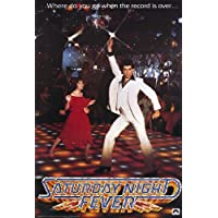 Saturday Night Fever 69cm x 102cm (approx.) Poster
