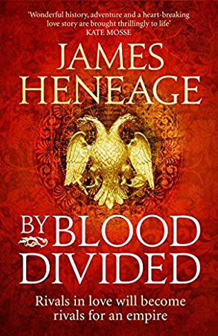 book cover of By Blood Divided